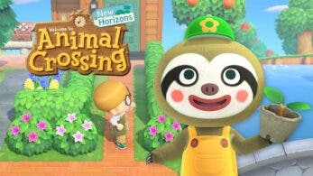 Animal Crossing: New Horizons recibe la actualización 1.2.0