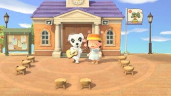 Animal Crossing: New Horizons recibe una nueva actualización