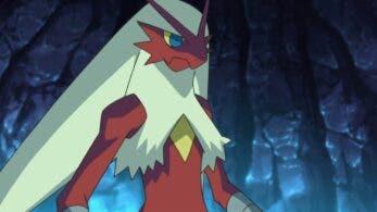 Tachan de «cruel» esta escena del anime Viajes Pokémon protagonizada por Blaziken