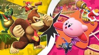 Donkey Kong y Kirby protagonizan el nuevo torneo de Super Smash Bros. Ultimate