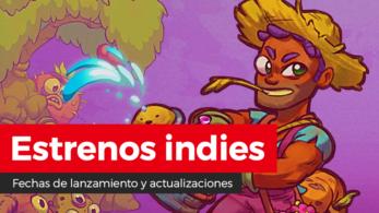Estrenos indies: Aokana, Atomicrops, Black Bird, Chinatown Detective Agency, Flak Attack, Super Pixel Racers y más
