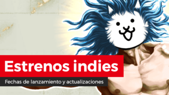 Estrenos indies: Brigandine, Katana Kami: A Way of the Samurai Story y Together! The Battle Cats