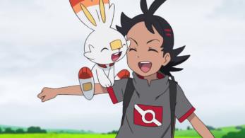 Nuevas imágenes parecen revelar un nuevo Pokémon que capturará Goh en el anime Viajes Pokémon