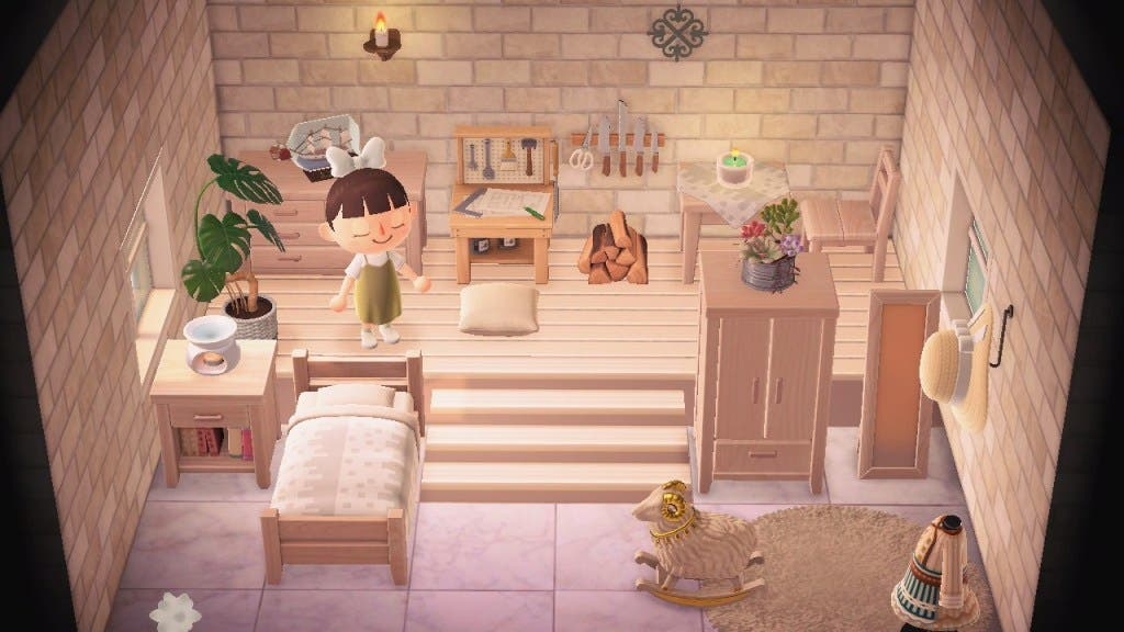 Create a loft in Animal Crossing: New Horizons with these custom patterns – iGamesNews