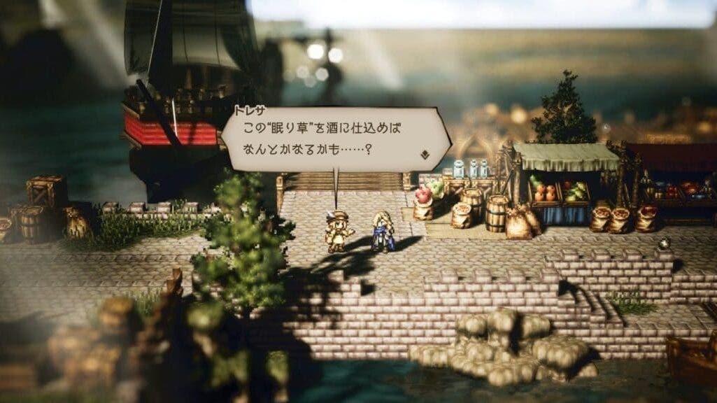 Octopath Traveler y Mario Tennis Aces son enviados a las autoridades chinas para su aprobación