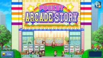 Pocket Arcade Story queda confirmado para el 30 de abril en Nintendo Switch