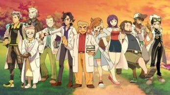 El anime actual hace un genial cameo a un conocido Profesor Pokémon