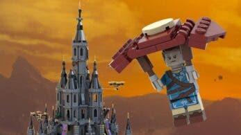 El set de Zelda: Breath of the Wild ya tiene más de 5.000 seguidores en LEGO Ideas: si llega a 10.000, se mandará a Nintendo
