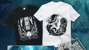 Merchandise de Shinsekai: Into the Depths ya está disponible a través de la tienda eCapcom en Japón