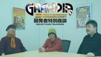 Echad un vistazo en vídeo a la mesa redonda de creadores de Grandia HD Collection