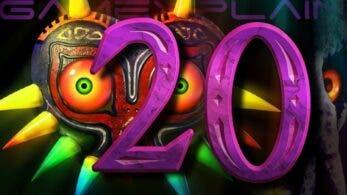 The Legend of Zelda: Majora's Mask cumple 20 años en el mercado