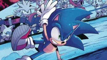 Cambia el director de los cómics de Sonic the Hedgehog y se anuncia un spin-off