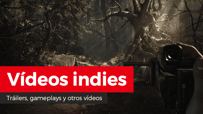 Vídeos indies: Blair Witch, Cloudpunk, Cubers: Arena, Deliver Us the Moon, Mushroom Heroes, The Copper Canyon Dixie Dash y más