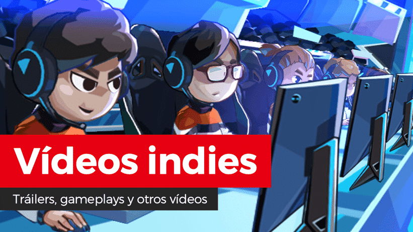 Vídeos indies: eSports Legend, In Other Waters y Totally Reliable Delivery Service