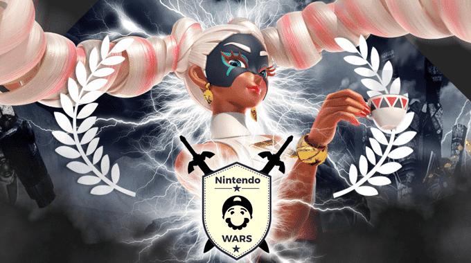 ¡Twintelle gana Nintendo Wars: Personaje de ARMS que queréis para Super Smash Bros. Ultimate!