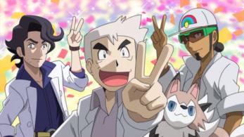Jugador de Pokémon recrea a los profesores de todas las generaciones en Los Sims 4
