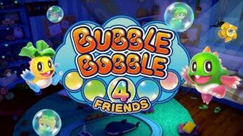 Bubble Bobble 4 Friends consigue vender 30.000 copias para Nintendo Switch en Asia