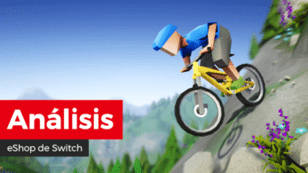 [Análisis] Lonely Mountains: Downhill para Nintendo Switch