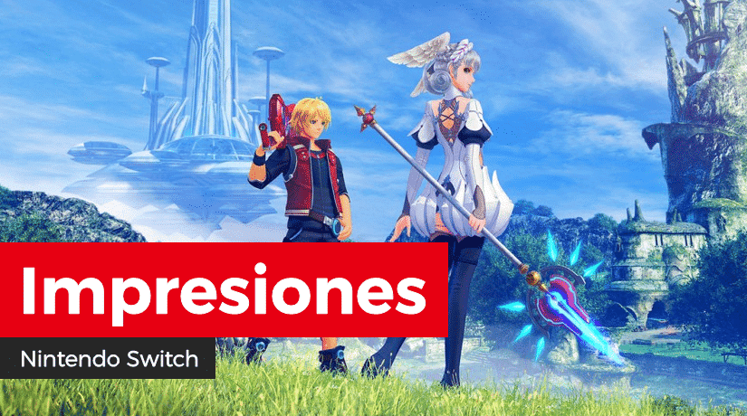 [Impresiones] Xenoblade Chronicles: Definitive Edition para Nintendo Switch