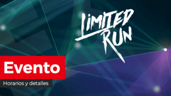 Sigue aquí el evento de Limited Run Games que se celebra hoy