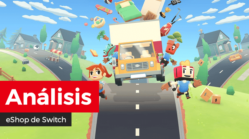 [Análisis] Moving Out para Nintendo Switch