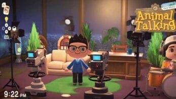 Reggie podría aparecer en el programa de variedades nocturno de Animal Crossing: New Horizons con Gary Whitta