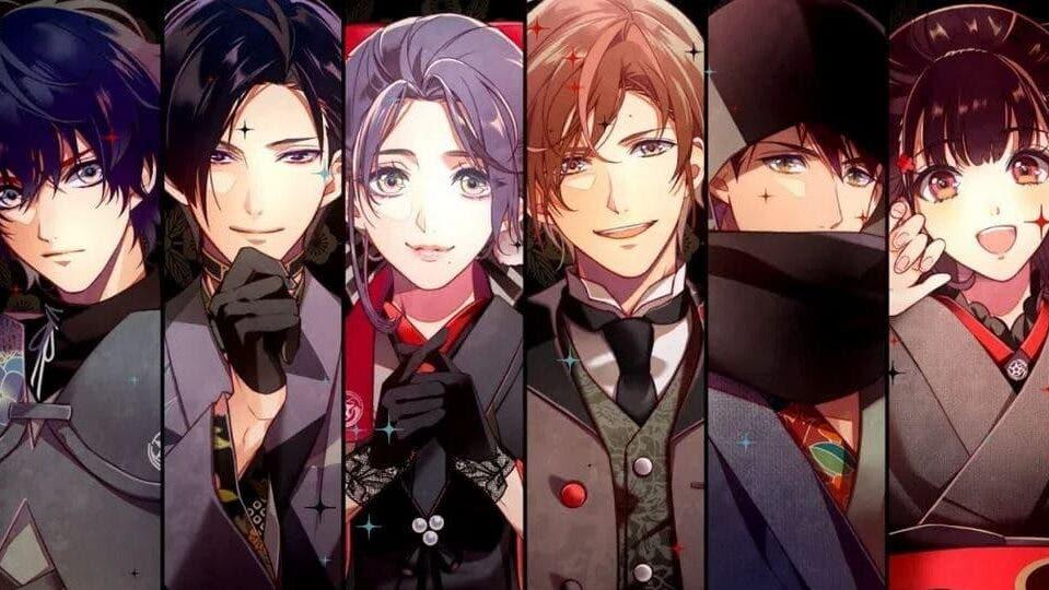La novela visual Meiji Katsudou: Stylish Meteor – Success And Failure llegará el 24 de septiembre para Nintendo Switch en Japón