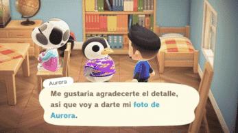 Cómo conseguir las fotos de nuestros vecinos favoritos en Animal Crossing: New Horizons