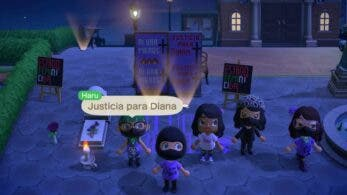 Jugadoras mexicanas protestan contra los feminicidios a través de Animal Crossing: New Horizons