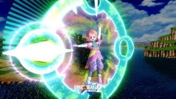 Dragon Ball Xenoverse 2 estrena capturas de pantalla de sus próximas novedades
