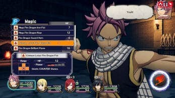 Fairy Tail estrena nuevo gameplay en el Cloud Matsuri 2020