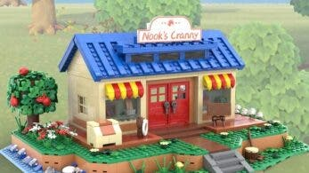 Este LEGO de Mini Nook de Animal Crossing: New Horizons podría ser real si llega a 10.000 votos
