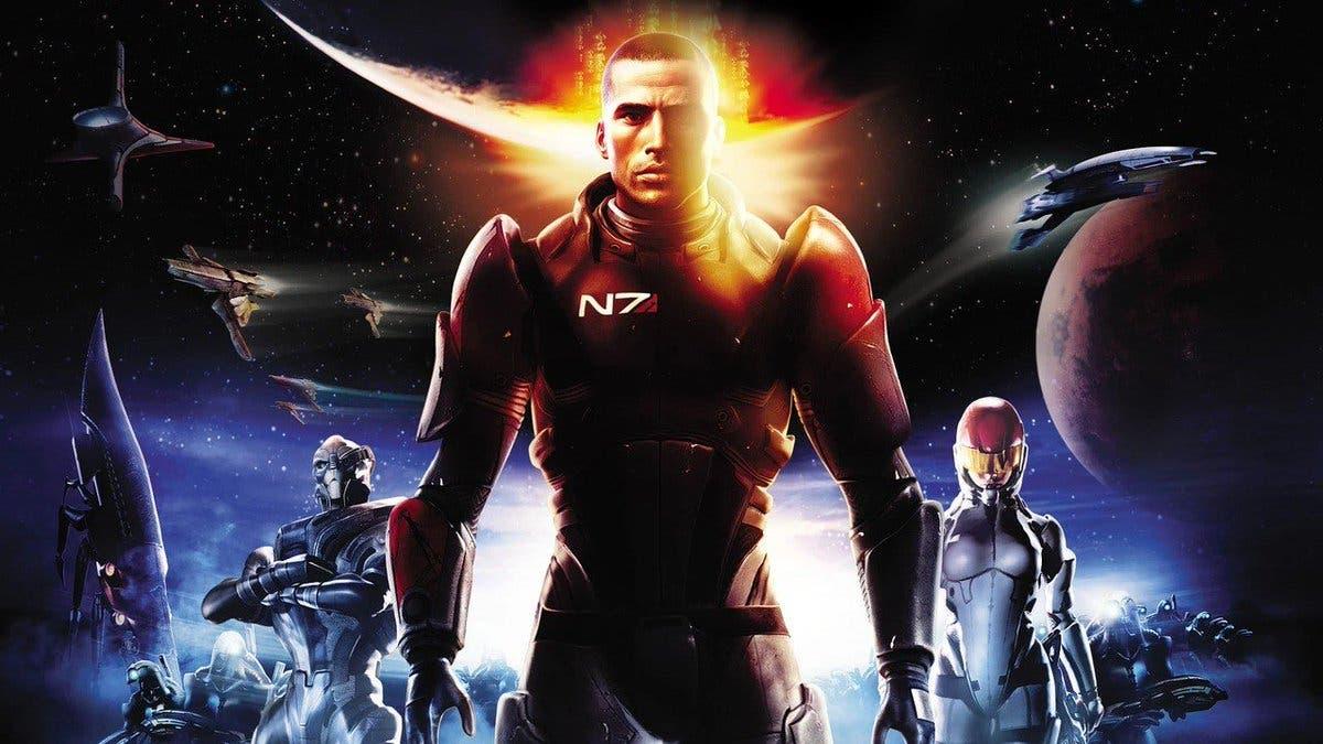 Surgen rumores sobre el lanzamiento de Mass Effect Trilogy HD en Nintendo Switch