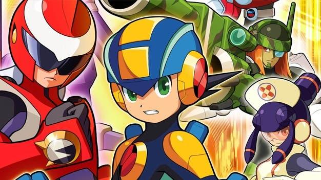 Capcom ya está preparando la celebración del 20º aniversario de la serie Mega Man Battle Network