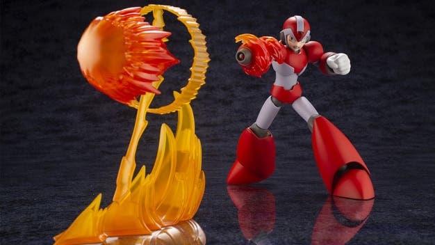 Kotobukiya anuncia un nuevo kit de colección de Mega Man X