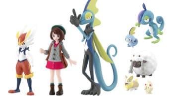 Anunciadas nuevas figuras de Pokémon Scale World: Galar