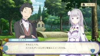 Se anuncia oficialmente Re: Zero – The Prophecy of the Throne para Nintendo Switch