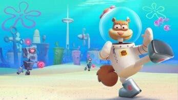 Arenita protagoniza este nuevo tráiler de SpongeBob SquarePants: Battle for Bikini Bottom – Rehydrated