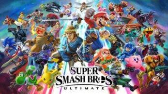 Famitsu entrevista al ganador del torneo de Super Smash Bros. Ultimate organizado por su compañía