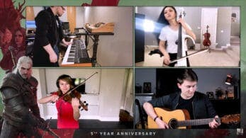 CD Projekt Red celebra el 5º aniversario de The Witcher 3 con este musical