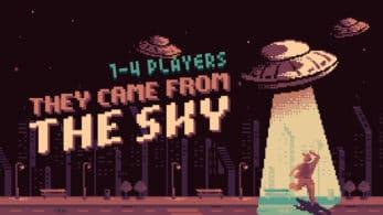 They Came From the Sky confirma su estreno para el 5 de junio en Nintendo Switch