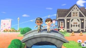 Jugadores de Animal Crossing: New Horizons reportan un glitch que impide cruzar puentes