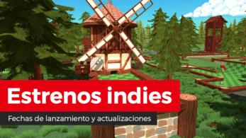 Estrenos indies: Destacados de mayo en la eShop europea de Nintendo Switch