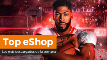 NBA 2K20 arrebata el liderato a Animal Crossing: New Horizons en el top de los más descargados de la semana en la eShop de Nintendo Switch (23/5/20)