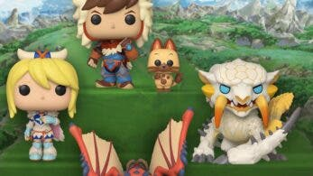 Anunciadas figuras Funko Pop de Monster Hunter Stories