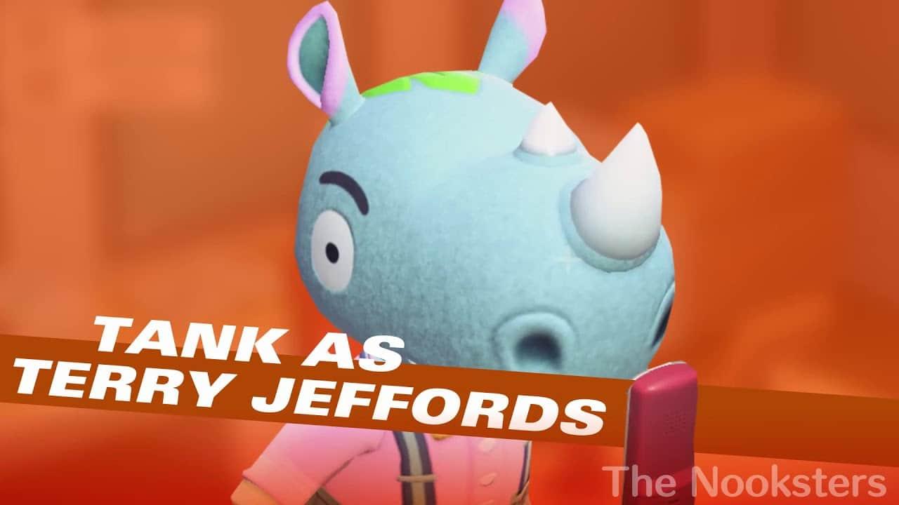 Fans de Animal Crossing recrean la intro de Brooklyn Nine-Nine en New Horizons