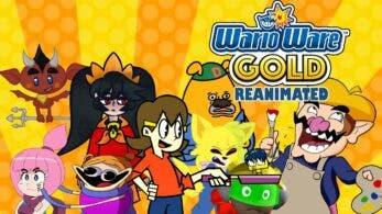 Más de 90 animadores se unen para crear este tributo a WarioWare Gold