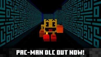 Minecraft celebra el 40º aniversario de Pac-Man con un nuevo DLC