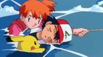 Conoce la escena de Ash y Misty que hizo enfadar al escritor original de Pokémon