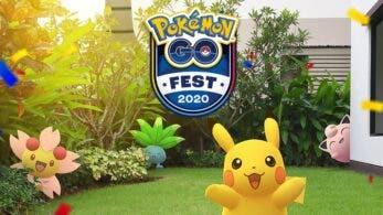 El Pokémon GO Fest 2020 se celebrará en julio digitalmente: todos los detalles